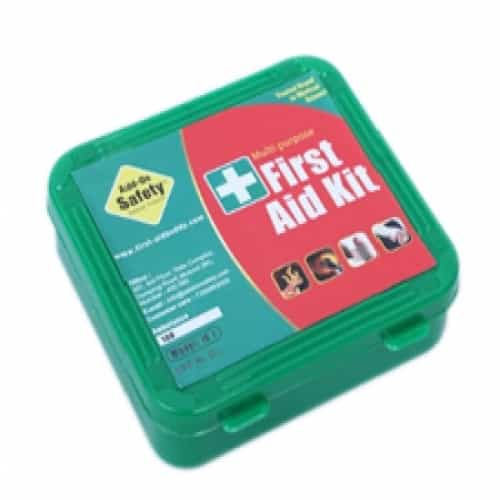 Car and Two Wheeler First Aid Kit