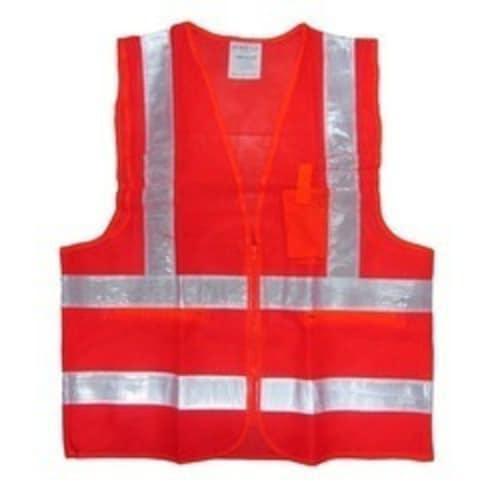 2 strip Reflective Vest
