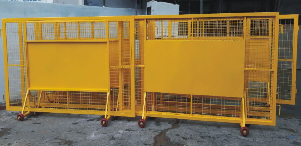 Safety Barricades and Cones