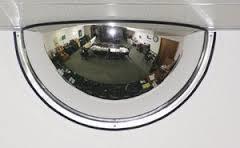600MM Half Doom Mirror