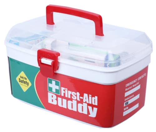 First Aid Buddy