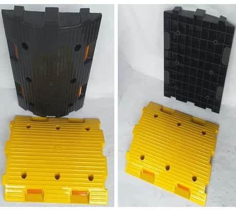 Plastic Hump 75 MM for Main Gates