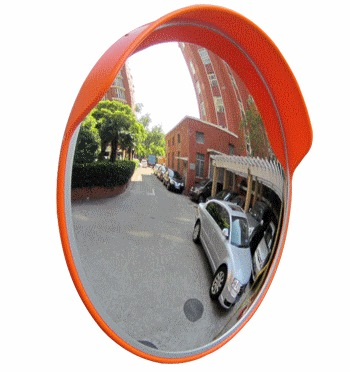 Safety-convex-mirror
