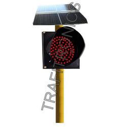 Solar LED Traffic Blinkar