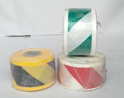 Industrial Barricading Tapes