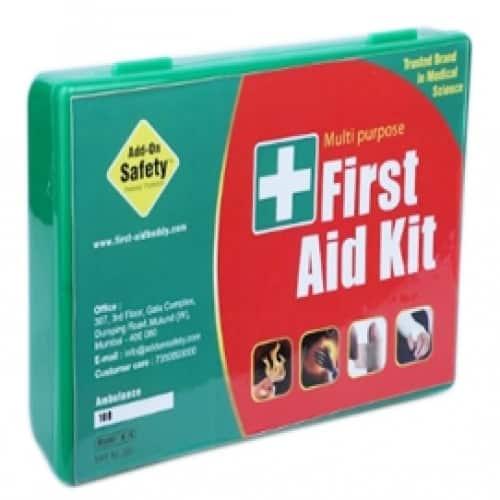 Fire and First Aid Safety