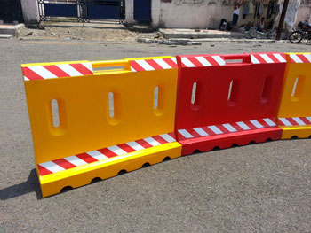 Safety PVC Barricade